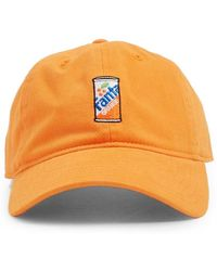 0693bf07e08 Lyst - Forever 21 City Hunter Rainbow Dad Cap in Pink