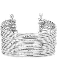 Forever 21 - Layered Cuff - Lyst