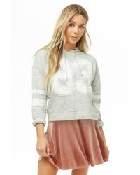 Forever 21 - Velvet Mini Skater Skirt - Lyst