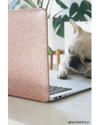 Forever 21 - Glitter Macbook Air 13%22 Top Cover - Lyst