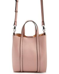 Forever 21 - Pebbled Faux Leather Bag - Lyst