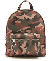 Forever 21 - Camo Print Backpack - Lyst