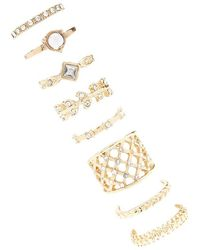 Forever 21 - Assorted Ring Set - Lyst