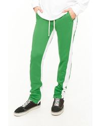 Forever 21 - Bkys Striped Track Pants - Lyst