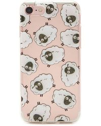 Forever 21 - Sheep Graphic Case For Iphone 7 - Lyst