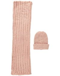 Forever 21 - Chenille Hat & Scarf Set - Lyst