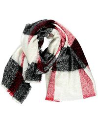 Forever 21 - Oversize Plaid Oblong Scarf - Lyst
