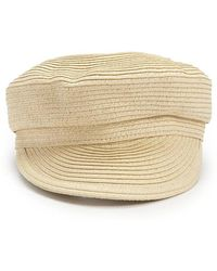 Forever 21 - Straw Cabby Hat - Lyst