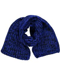 Forever 21 | Marled Chunky Knit Scarf | Lyst