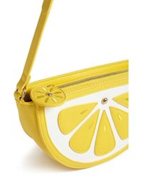 Forever 21 - Lemon Wedge Crossbody Bag - Lyst