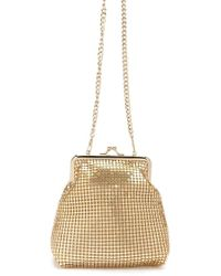Forever 21 - Metallic Chainmail Bag - Lyst