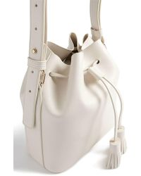 Forever 21 - Faux Leather Bucket Bag - Lyst