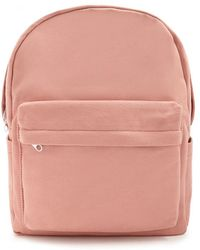 Forever 21 - Woven Contrast Backpack - Lyst