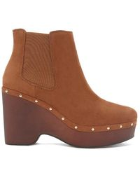 Forever 21 - Chelsea Boot Clogs - Lyst