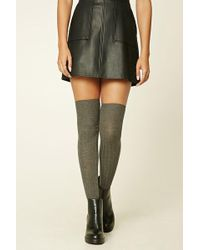 Forever 21 - Over-the-knee Socks - 2 Pack - Lyst