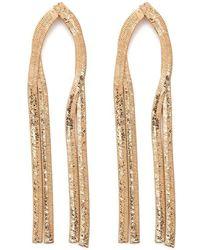Forever 21 - Chain Duster Earrings - Lyst