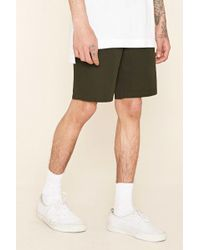 Forever 21 - Cotton Shorts - Lyst
