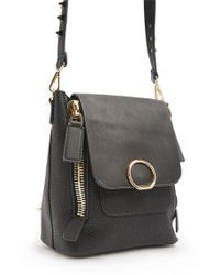 Forever 21 - Combo Leather Backpack - Lyst