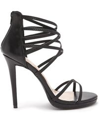 Forever 21 - Shoe Republic Strappy Stiletto High Heels - Lyst