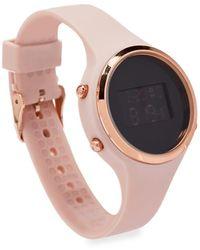 Forever 21 - Matte Digital Watch , Light Pink - Lyst