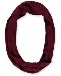Forever 21 - Ribbed Infinity Scarf - Lyst