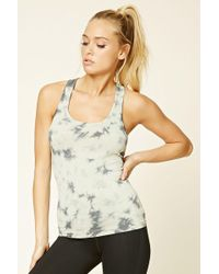 Forever 21 - Active Seamless Abstract Tank - Lyst