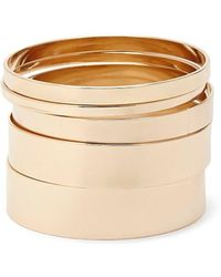 Forever 21 - Smooth Bangle Bracelet Set - Lyst