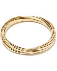 Forever 21 - Interlinked Bangle Bracelet Set - Lyst