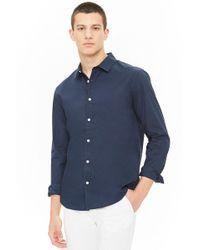 Forever 21 - Slim-fit Shirt - Lyst