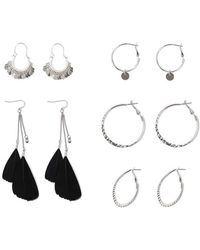 Forever 21 - Assorted Drop Earring Set - Lyst