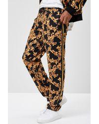 Forever 21 - Pantaloni con stampa barocca - Lyst