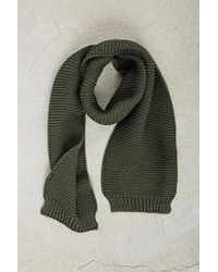 Forever 21 - Men Purl Knit Scarf - Lyst