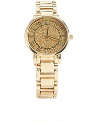 Forever 21 - Glitter Accent Watch - Lyst