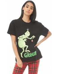 Forever 21 - The Grinch Graphic Tee - Lyst