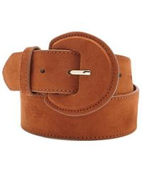 Forever 21 - Faux Suede Belt - Lyst