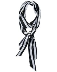 Forever 21 - Bold Striped Necktie Scarf - Lyst