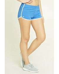 Forever 21 - Women's Active Dolphin Shorts - Lyst