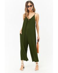Forever 21 - Wide-leg Cami Jumpsuit - Lyst