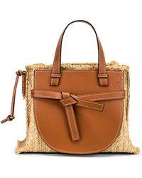 Loewe - Gate Top Handle Small Bag - Lyst
