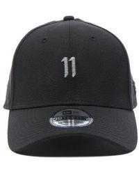Lyst - Boris Bidjan Saberi 11 Hat in Black 138bd1bae86