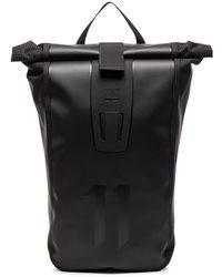 Boris Bidjan Saberi 11 - Velocity Backpack In Black High Visibility - Lyst