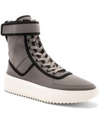 Fear Of God - Neoprene Military Trainers - Lyst
