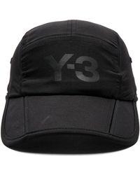 Y-3 - Foldable Cap - Lyst