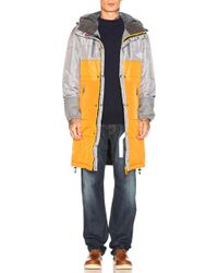 Junya Watanabe - X The North Face Sleeping Bag Parka - Lyst