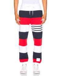 Thom Browne - Classic Sweatpants - Lyst
