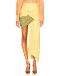 Jacquemus - Saaf Skirt - Lyst