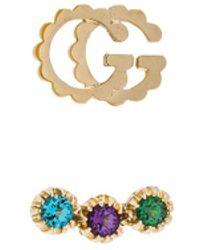 Gucci | Gg Running Single Earring | Lyst