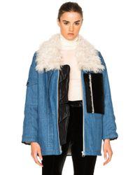 Sandy Liang | Citroen Coat | Lyst