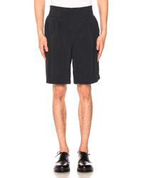 Kolor - Shorts In Navy - Lyst