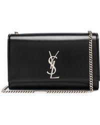 Saint Laurent - Medium Tonal Monogramme Kate Chain Bag - Lyst